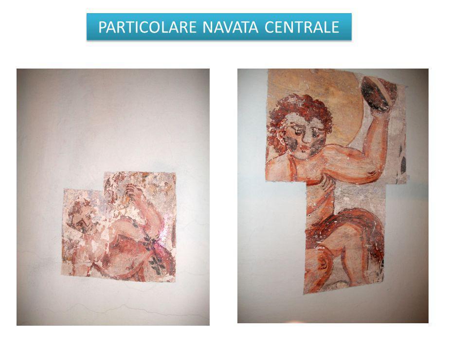 PARTICOLARE NAVATA CENTRALE