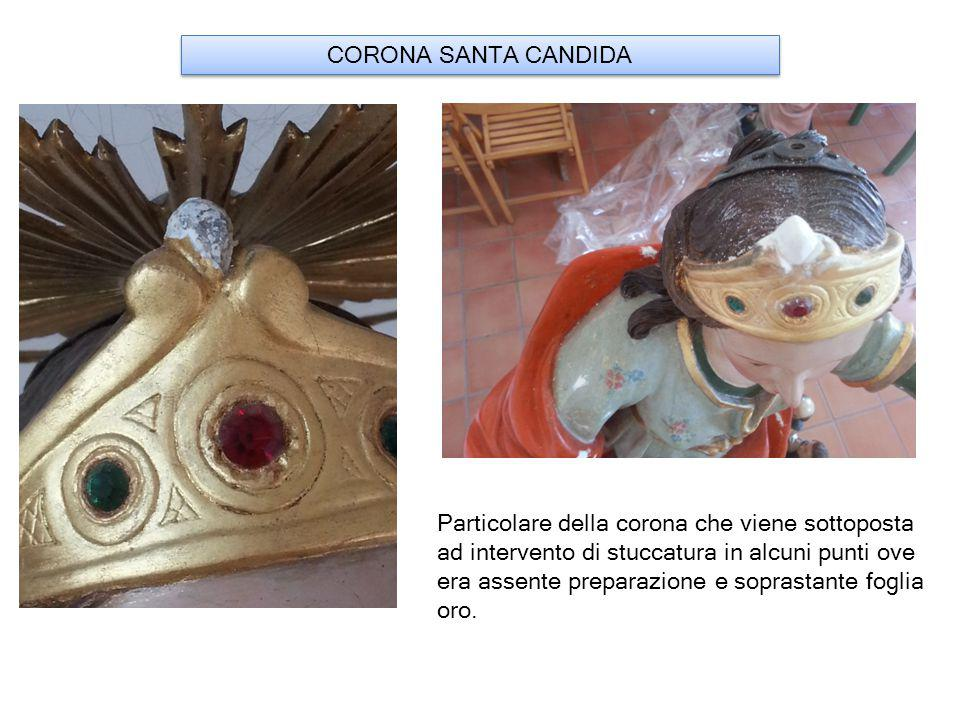 CORONA SANTA CANDIDA