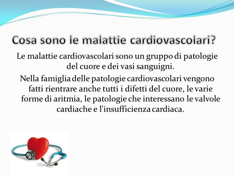 Cosa sono le malattie cardiovascolari