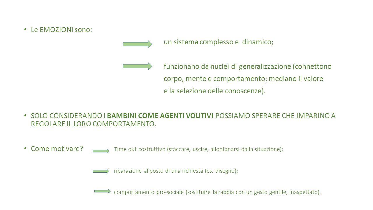 un sistema complesso e dinamico;