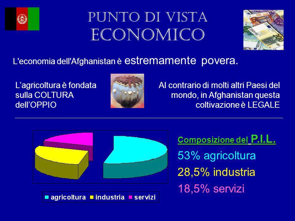 PUNTO DI VISTA ECONOMICO