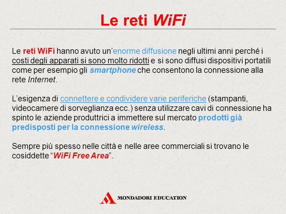 Le reti WiFi