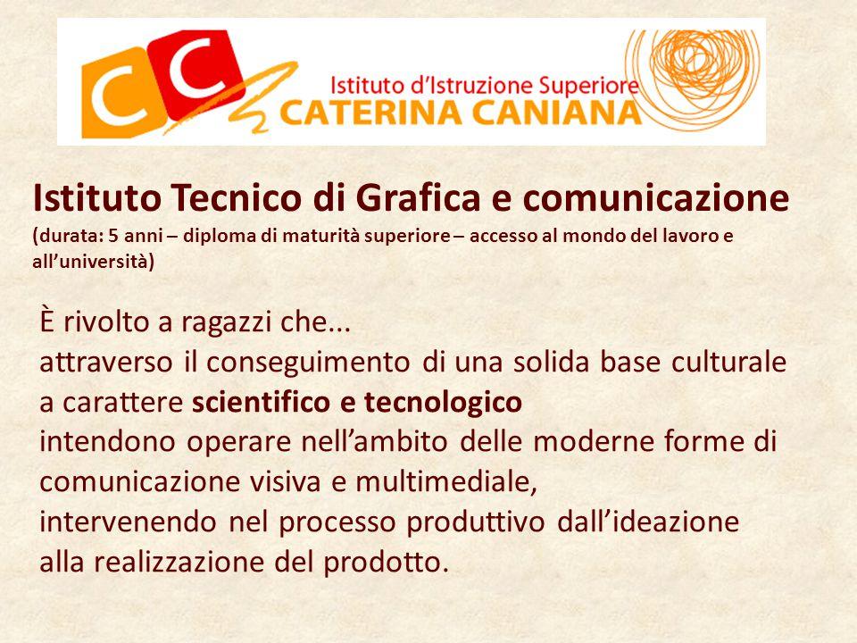 Istituto Tecnico di Grafica e comunicazione