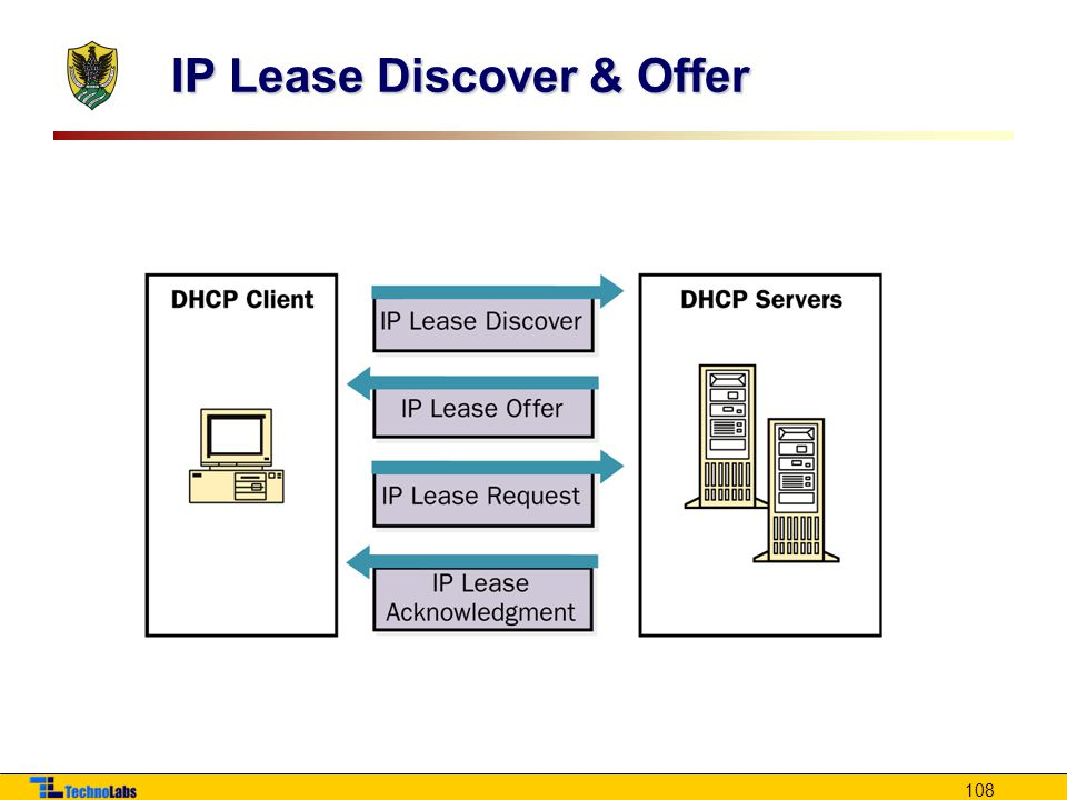 IP Lease Discover & Offer