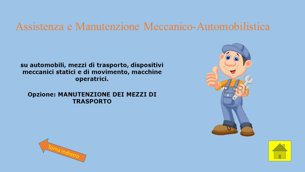 Assistenza e Manutenzione Meccanico-Automobilistica