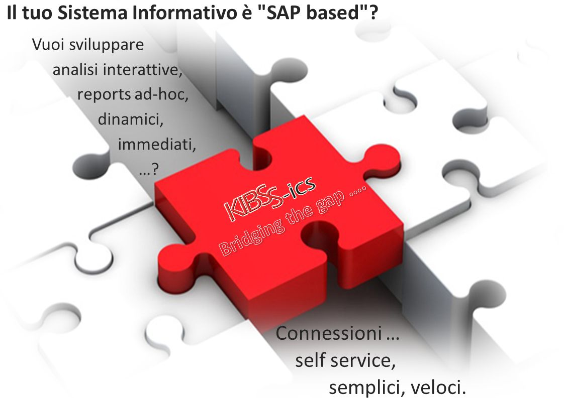 Il tuo Sistema Informativo è SAP based