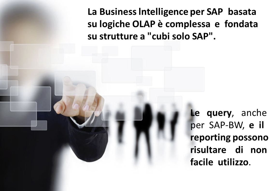 La Business lntelligence per SAP basata