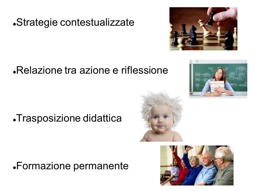 Strategie contestualizzate