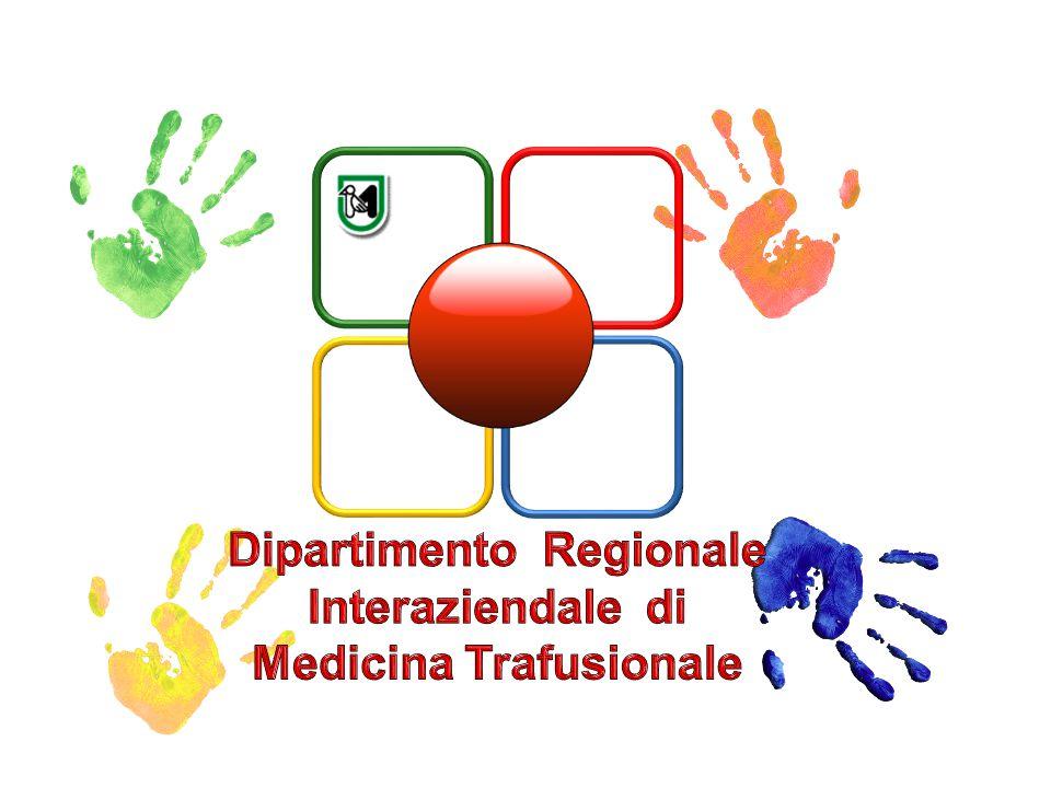 Dipartimento Regionale Medicina Trafusionale