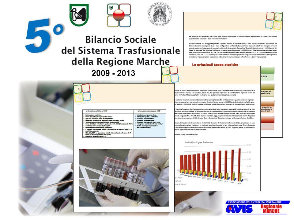 5° 2009 - 2013