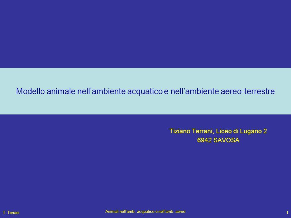 Tiziano Terrani, Liceo di Lugano 2 6942 SAVOSA