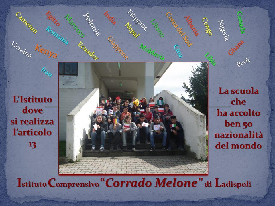 Istituto Comprensivo Corrado Melone di Ladispoli