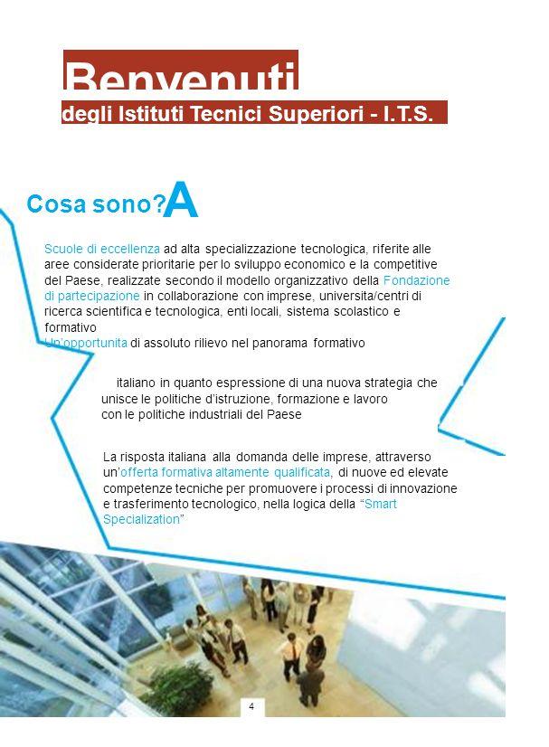 Benvenuti A Cosa sono degli Istituti Tecnici Superiori - I.T.S.