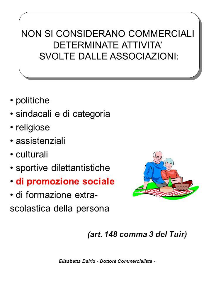 Elisabetta Dalrio - Dottore Commercialista -