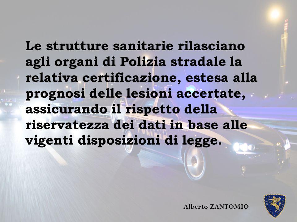 LE SANZIONI Alberto ZANTOMIO