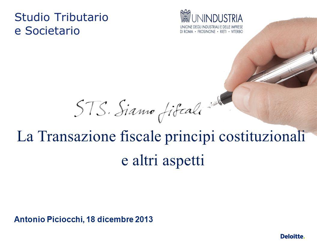 Antonio Piciocchi, 18 dicembre 2013