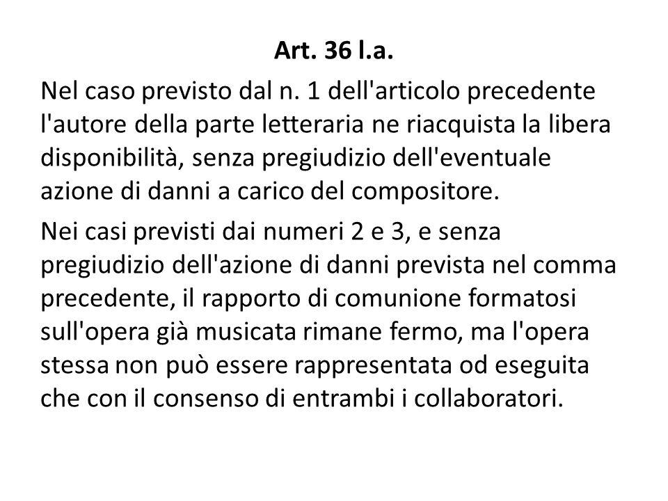 Art. 36 l.a.