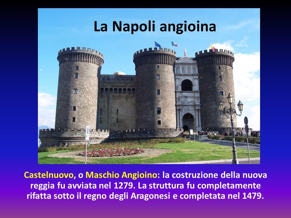 La Napoli angioina
