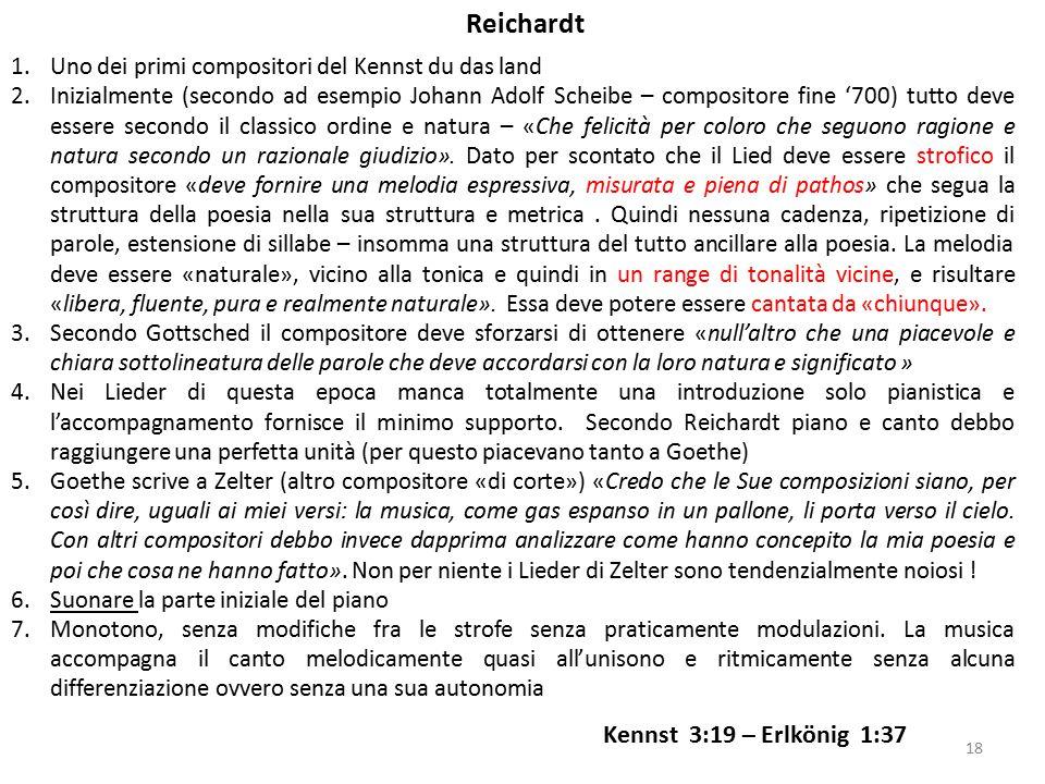Reichardt Kennst 3:19 – Erlkönig 1:37