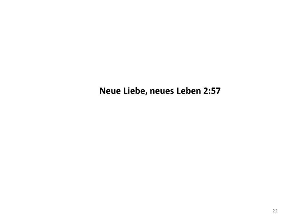 Neue Liebe, neues Leben 2:57