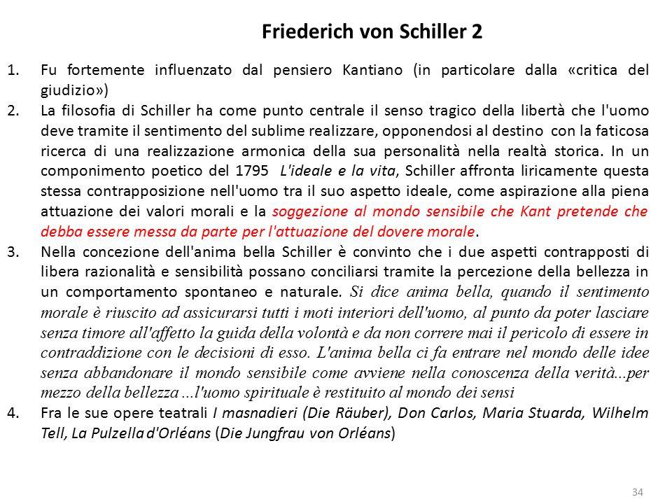 Friederich von Schiller 2