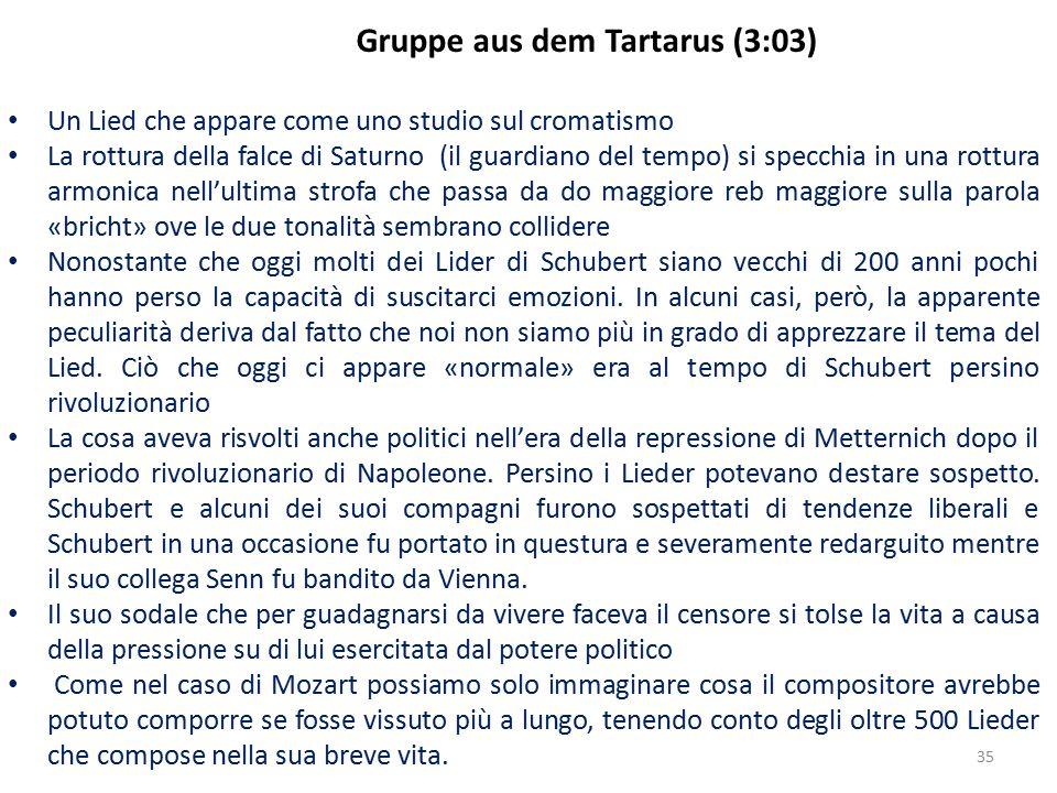 Gruppe aus dem Tartarus (3:03)