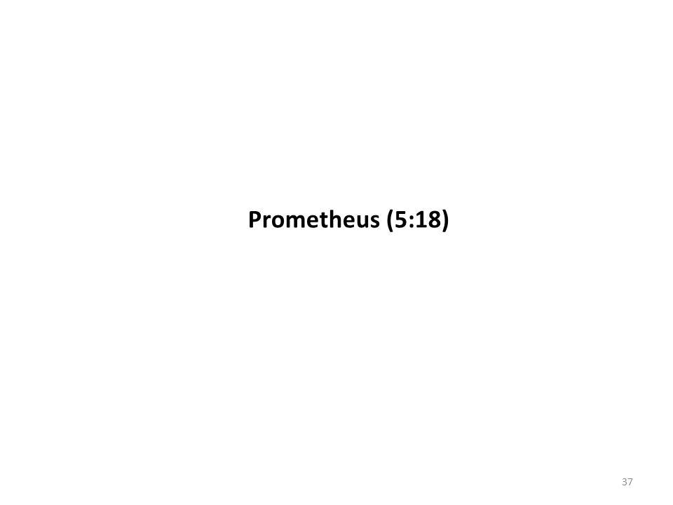 Prometheus (5:18)
