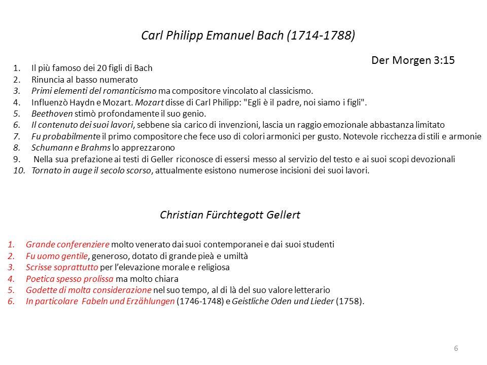 Carl Philipp Emanuel Bach (1714-1788)