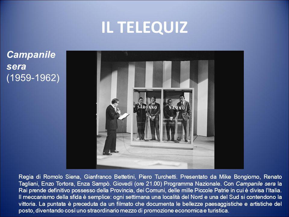 IL TELEQUIZ Campanile sera (1959-1962)