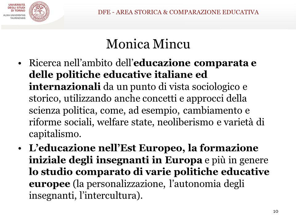 Monica Mincu