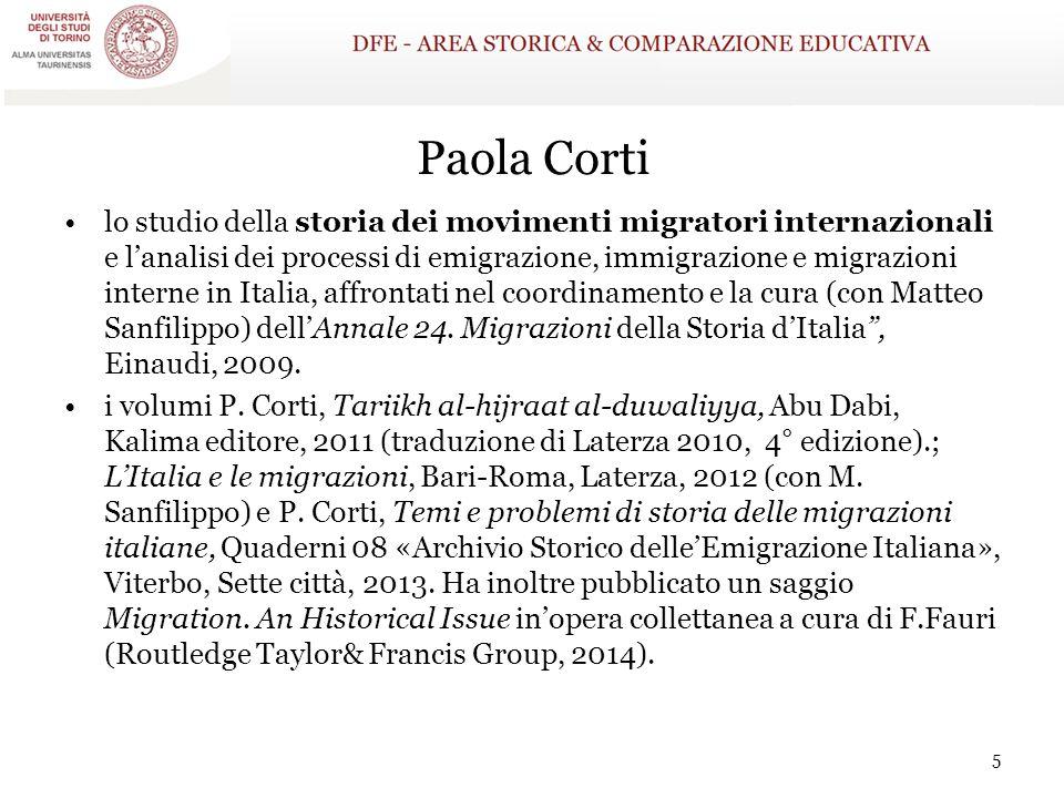 Paola Corti