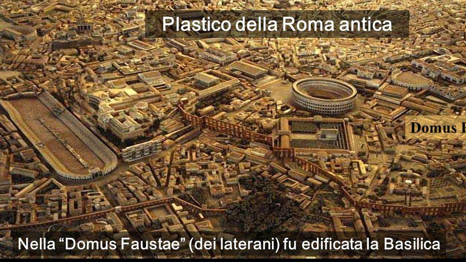 Plastico della Roma antica