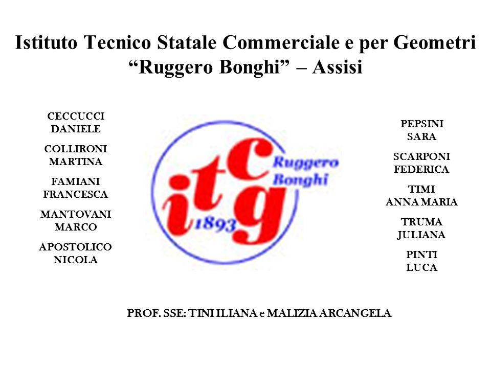 Istituto Tecnico Statale Commerciale e per Geometri Ruggero Bonghi – Assisi