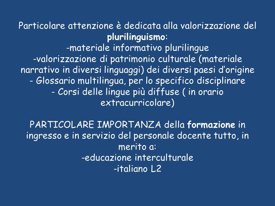 -materiale informativo plurilingue