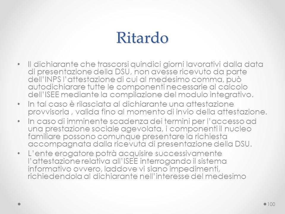 Ritardo