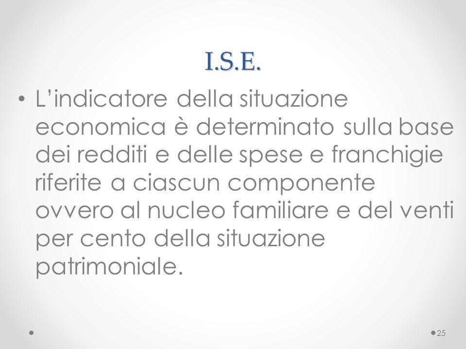 I.S.E.