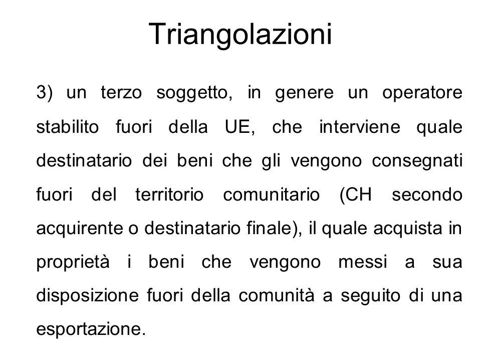 Triangolazioni
