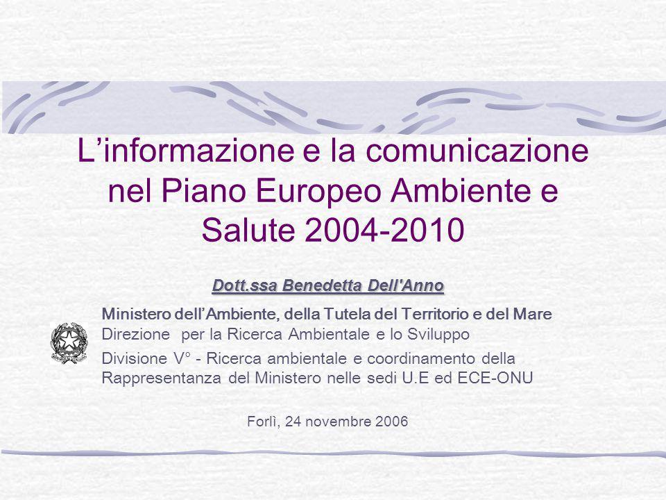 Dott.ssa Benedetta Dell Anno