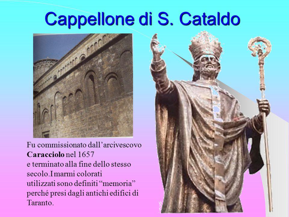 Cappellone di S. Cataldo