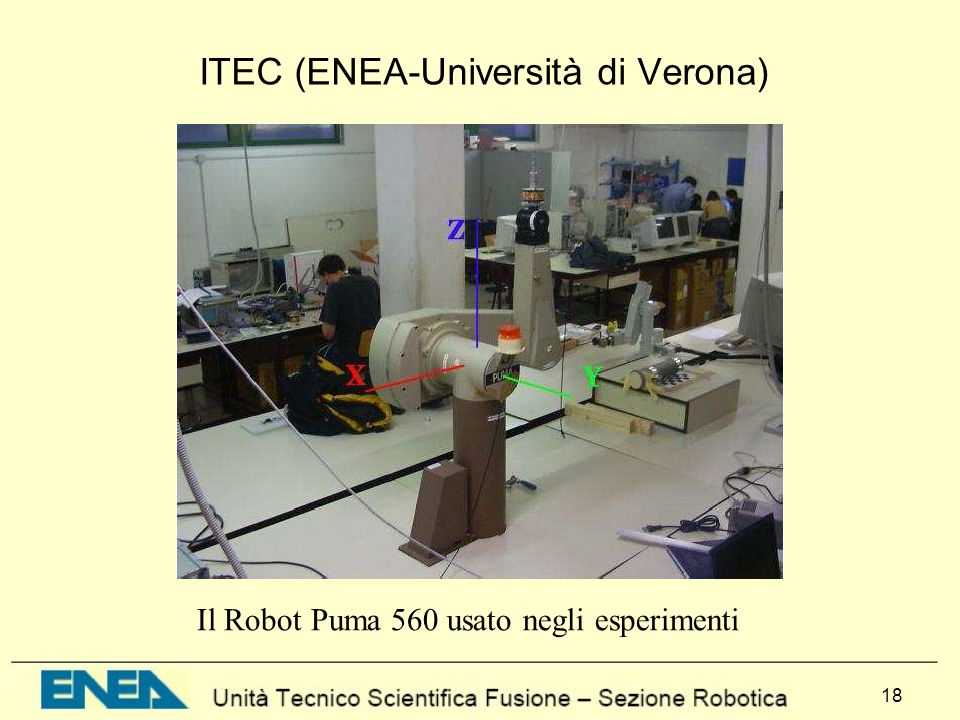 ITEC (ENEA-Università di Verona)