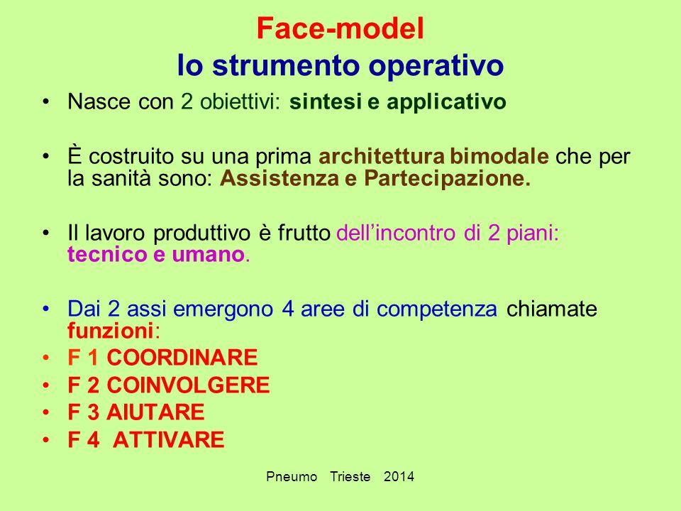Face-model lo strumento operativo