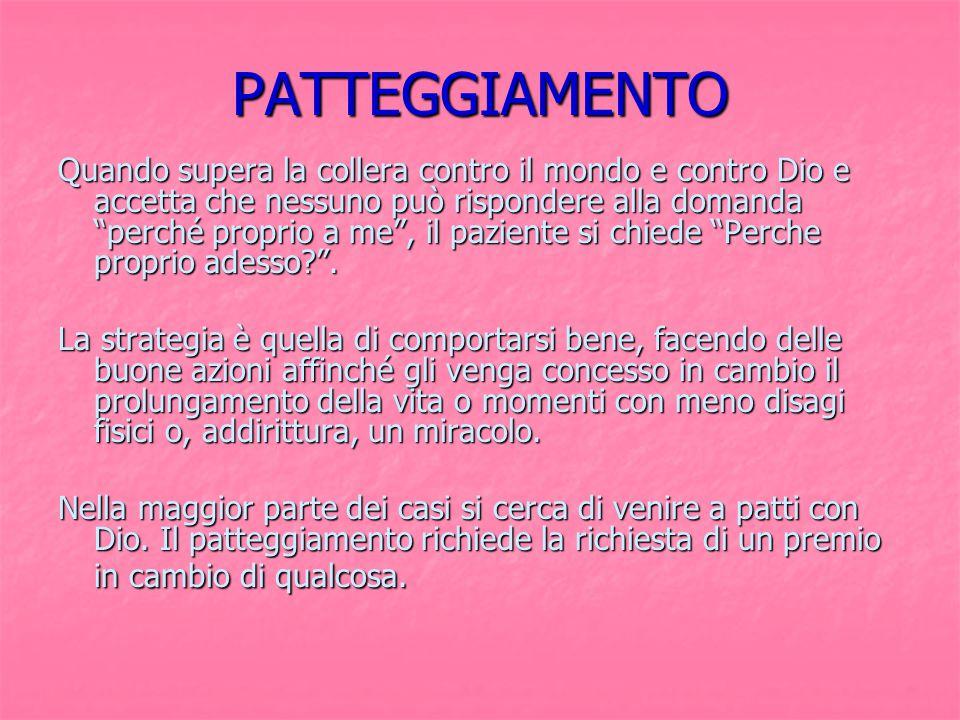 PATTEGGIAMENTO