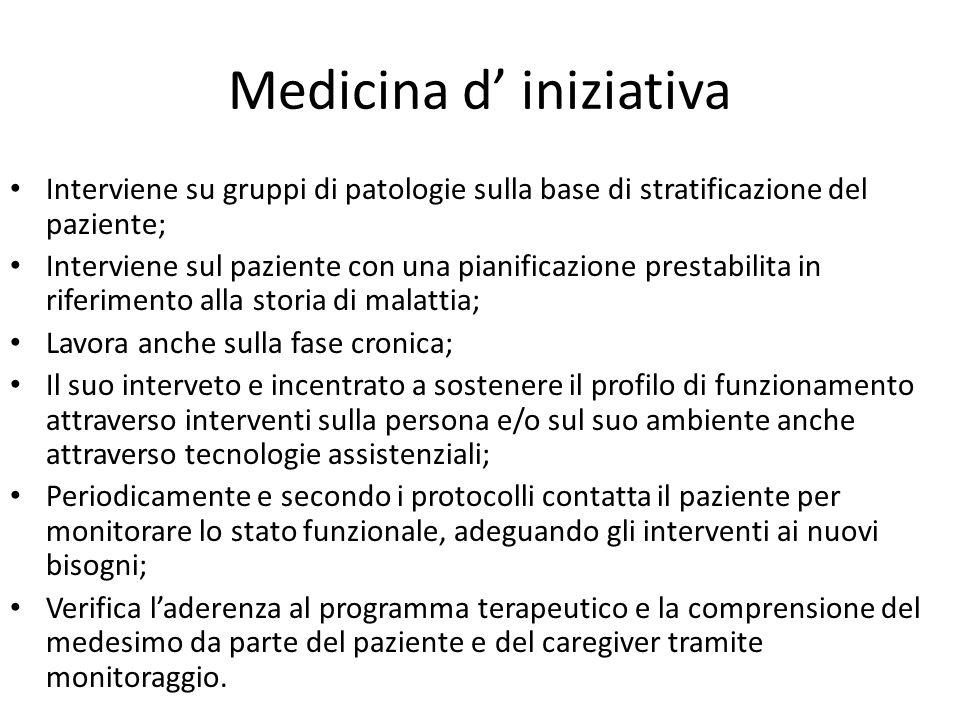 Medicina d' iniziativa