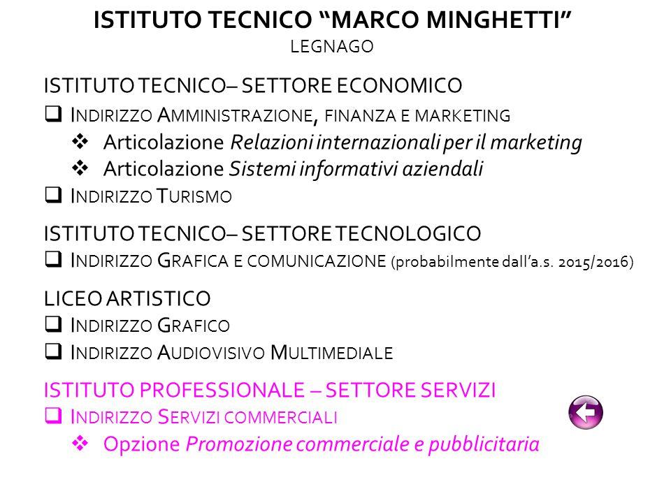 ISTITUTO TECNICO MARCO MINGHETTI
