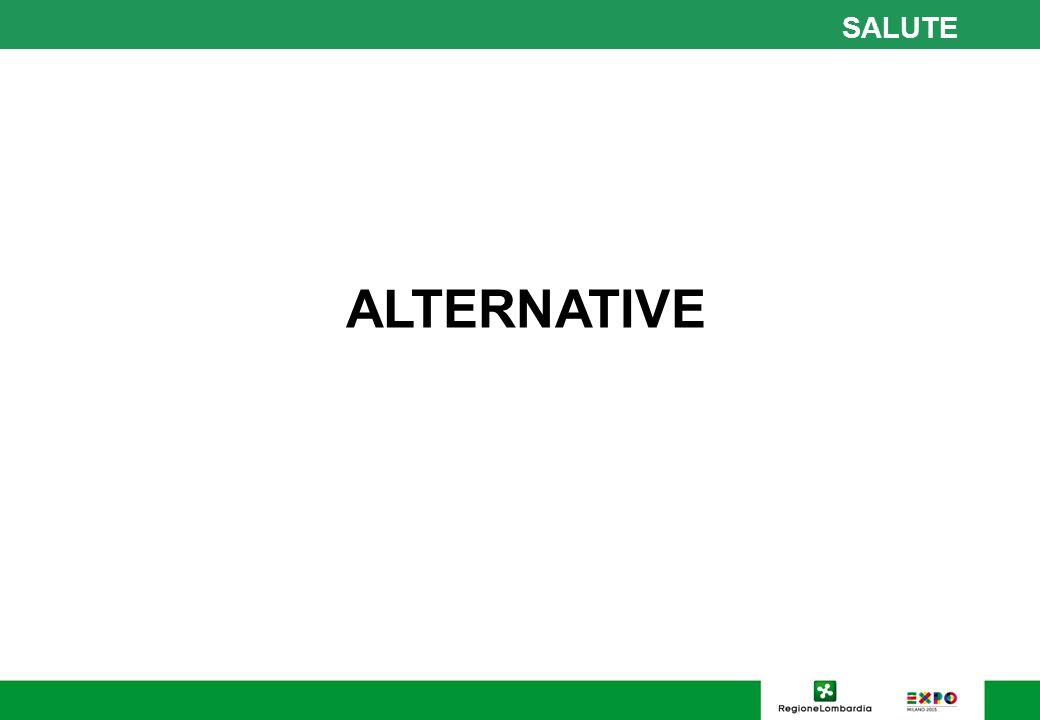 SALUTE ALTERNATIVE