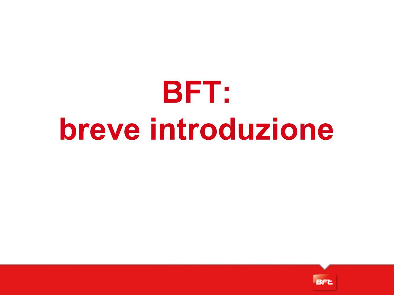 BFT: breve introduzione