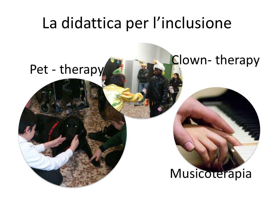 La didattica per l'inclusione