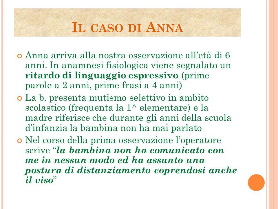 Il caso di Anna
