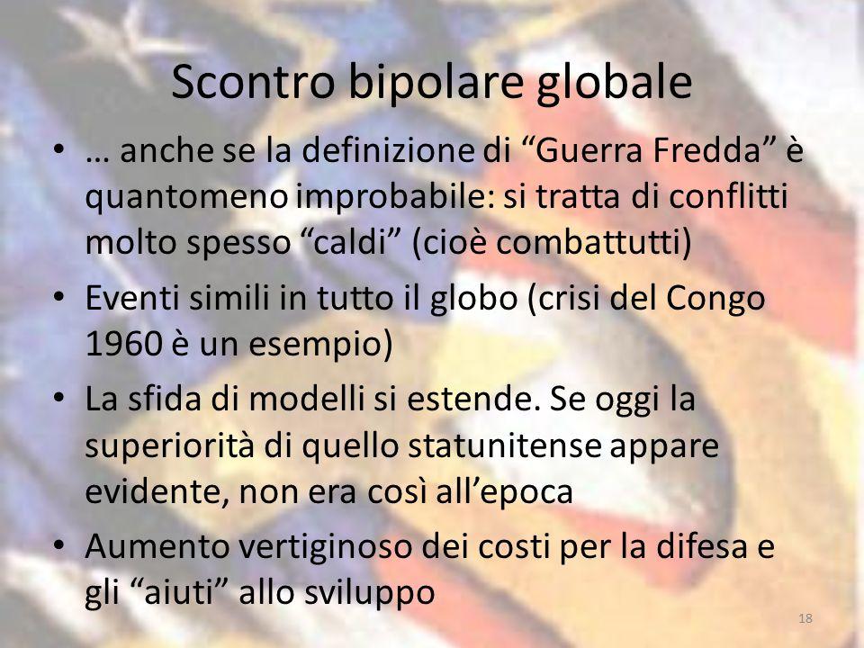 Scontro bipolare globale