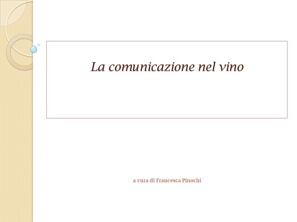 La comunicazione nel vino